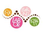 LLLL dots Branding